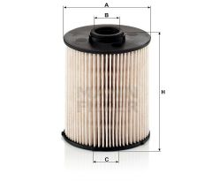Fuel Filter S320CDI <08/02 (element type filter)